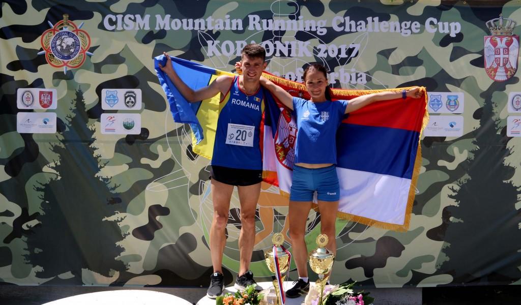 Одржан 7 CISM Челенџ куп у планинском трчању Копаоник 2017