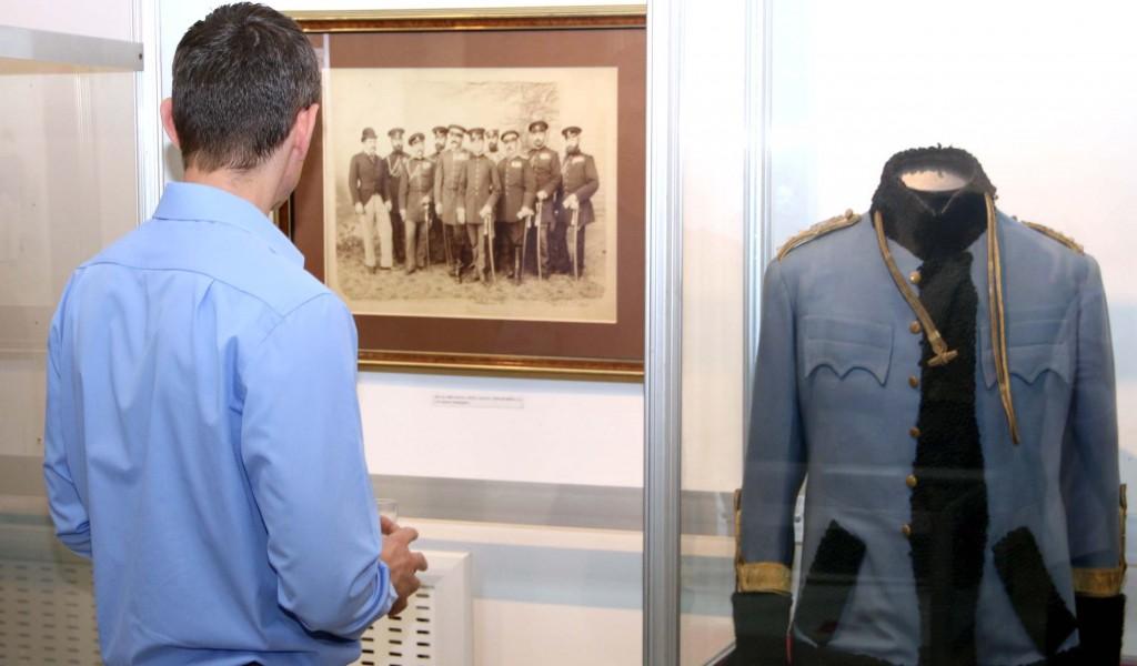 Отворена изложба поводом 140 година постојања Војног музеја