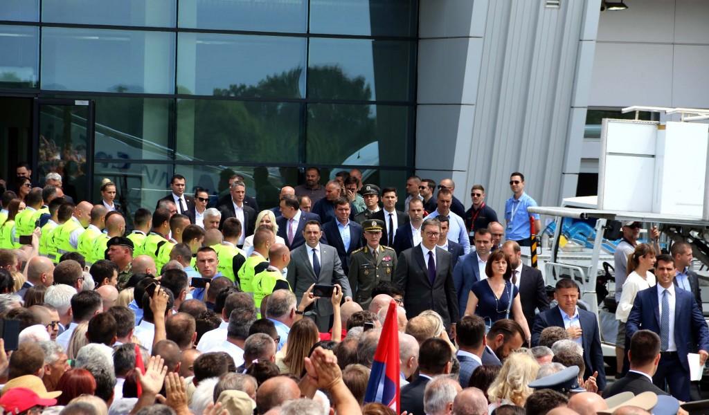 Аеродром Морава отворен за међународни цивилни ваздушни саобраћај