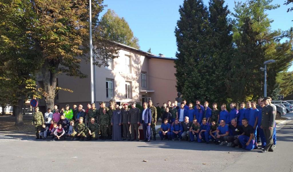 Učenici Srednje stručne vojne škole osvojili Kup Radovana Medića