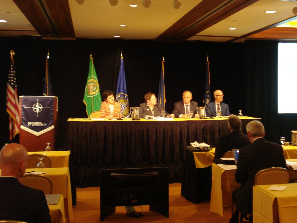 International Conference Buidling Integrity in Defence ends