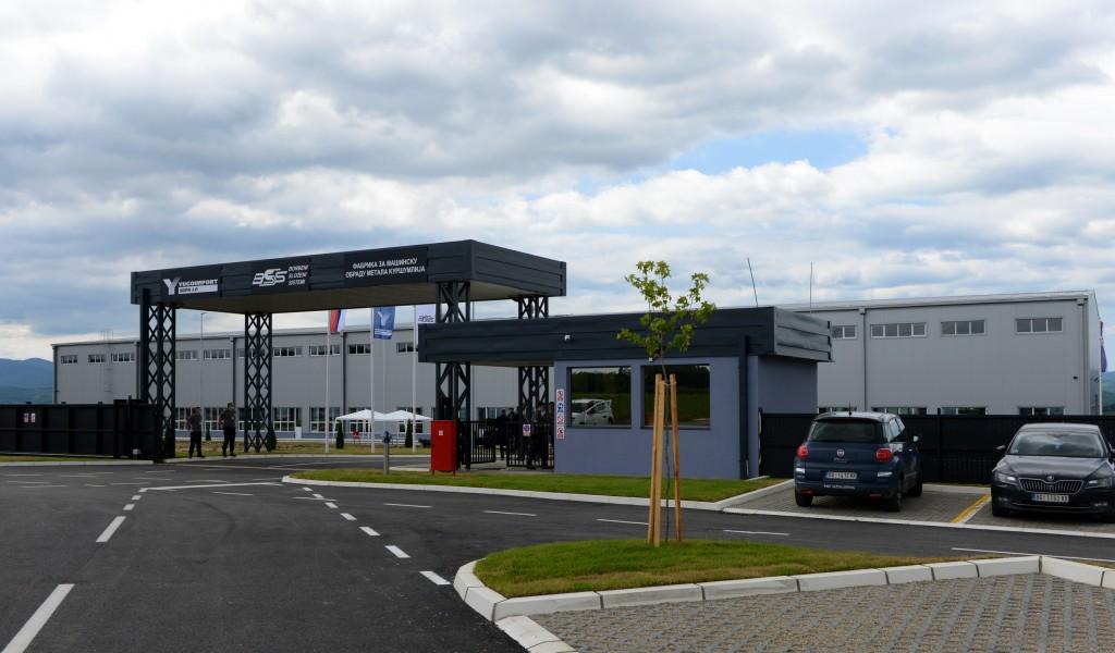 Posle 40 godina otvorena nova fabrika u Kuršumliji