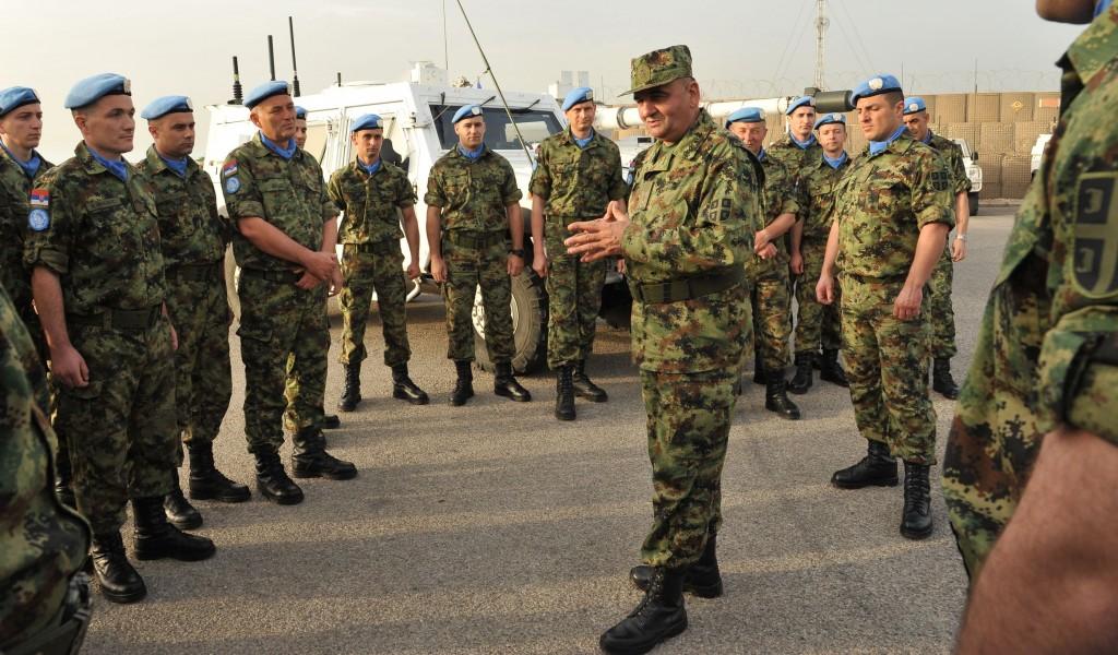 Посета српским мировњацима у Либану и на Кипру