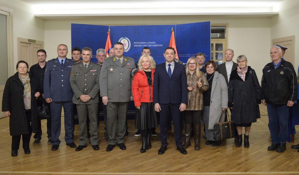 Министар Вулин Војска Србије је показала да брине о својој земљи и свом народу
