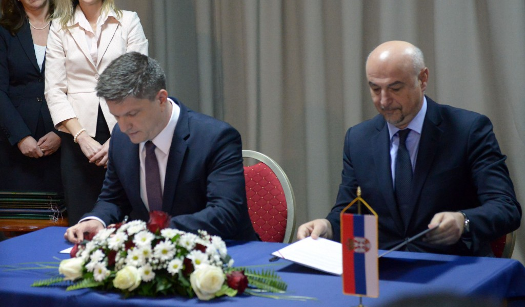 Memorandum of Understanding on military technical cooperation between Serbia and Hungary signed