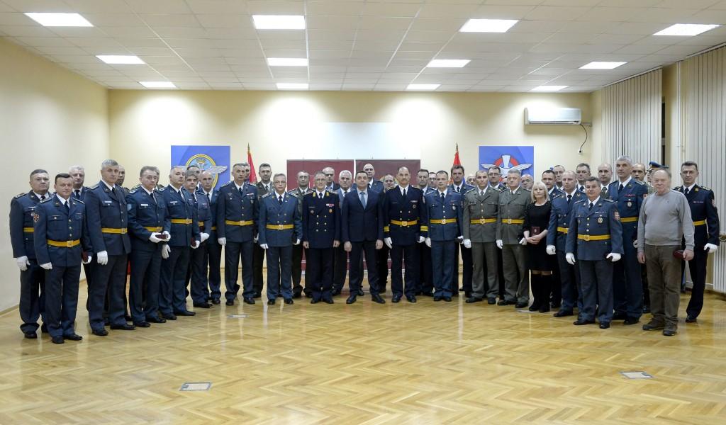 Министар Вулин Настављамо са модернизацијом и опремањем РВ и ПВО