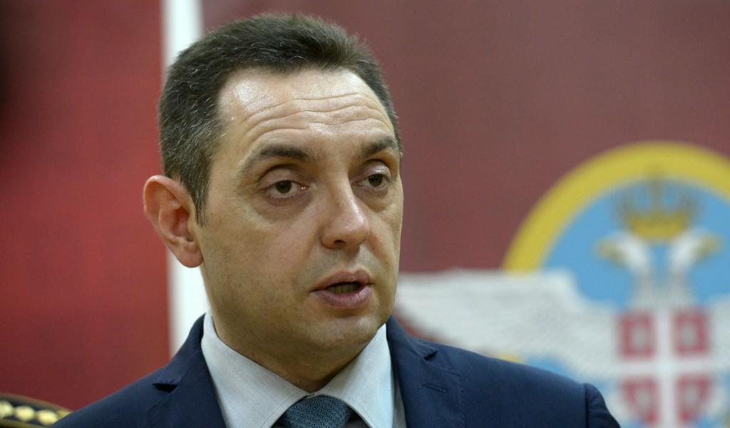 Ministar Vulin Ni ROSU ni KBS ne mogu na sever KiM bez saglasnosti Srba