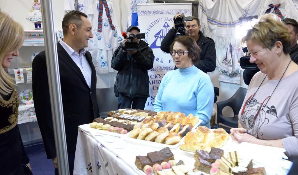 Ministar Vulin Srbija razvila manjinska prava na najvišem evropskom nivou