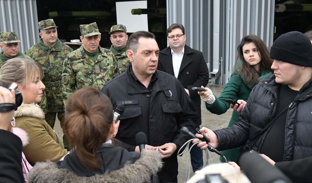 Одлука да Диковић не добије америчку визу лоша за војно војне односе