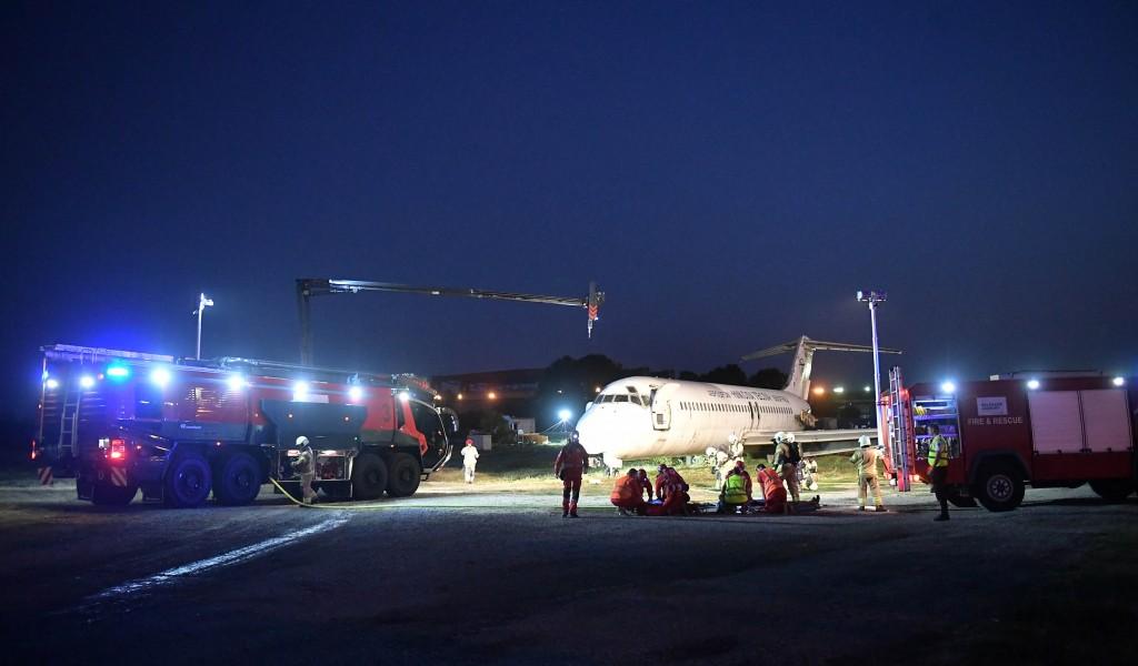 Ministarstvo odbrane i Vojska Srbije na vežbi traganja i spasavanja SAREX 38 19