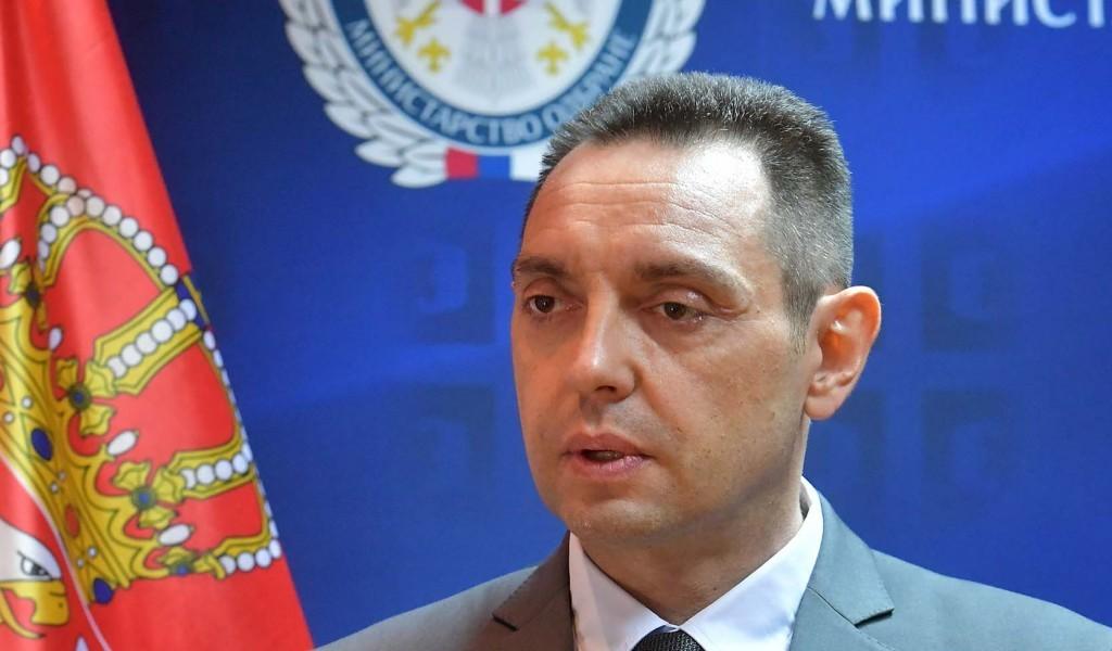 Ministar Vulin Vojska Srbije nije izgubila ni delić svoje borbene gotovosti i spremna je da zaštiti Srbe gde god da žive