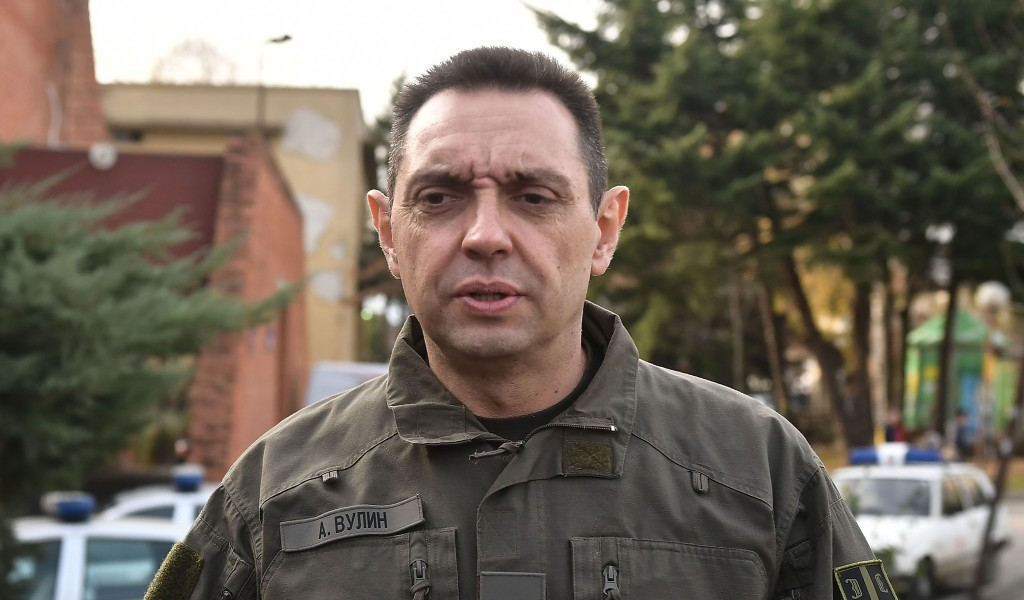 Minister Vulin Vučić has the support of the Serbian Armed Forces for military neutrality policy