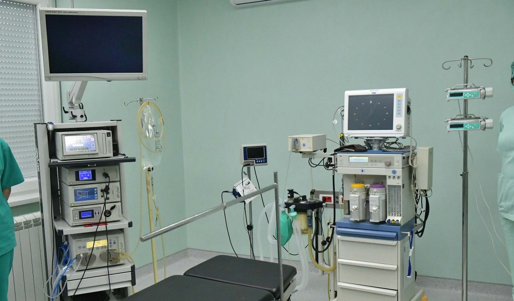 У Војној болници Ниш отворена нова операциона сала