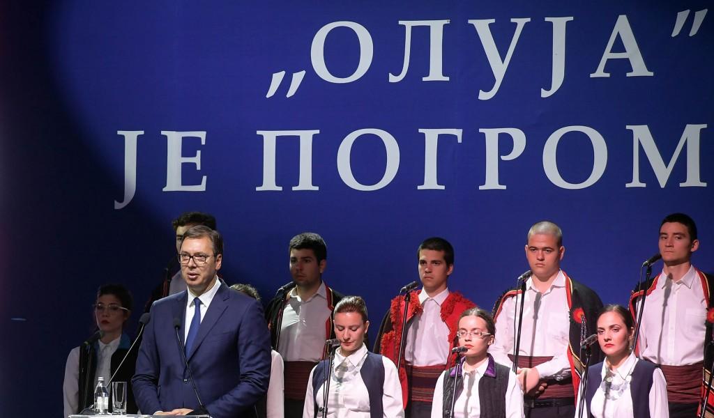 Predsednik Vučić Srbi su danas ma gde da žive ujedinjeni