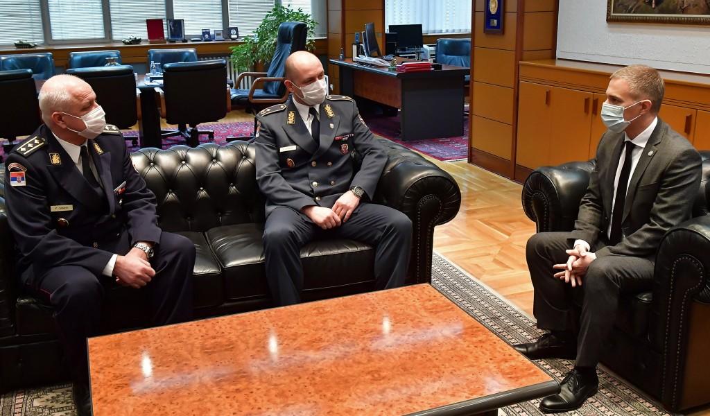 Војнобезбедноснa агенцијa je гаранција сигурности Србије