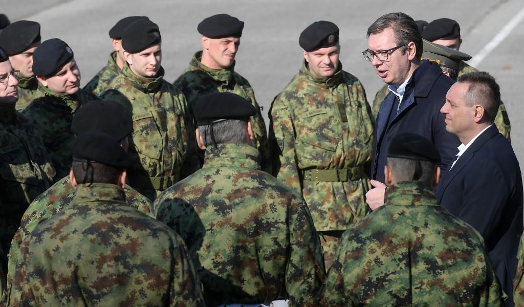 Predsednik Vučić Zadovoljan sam što smo za kratko vreme u poslednjih pet godina uspeli posle teških reformi da mnogo obnovimo i uradimo