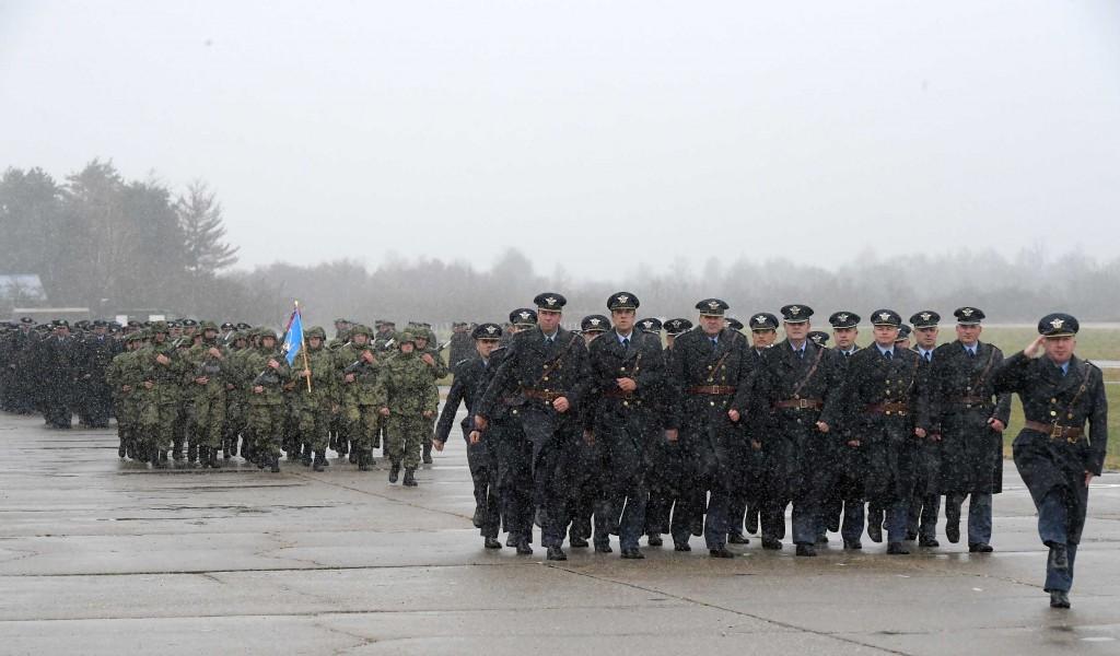 Obeležen Dan 98 vazduhoplovne brigade