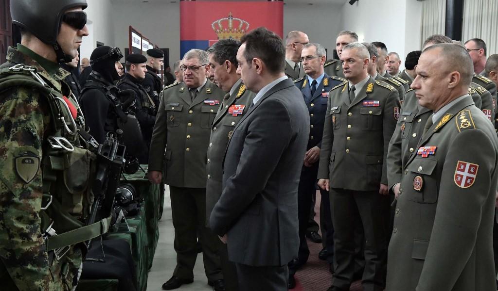 Анализа оперативних способности Копнене војске
