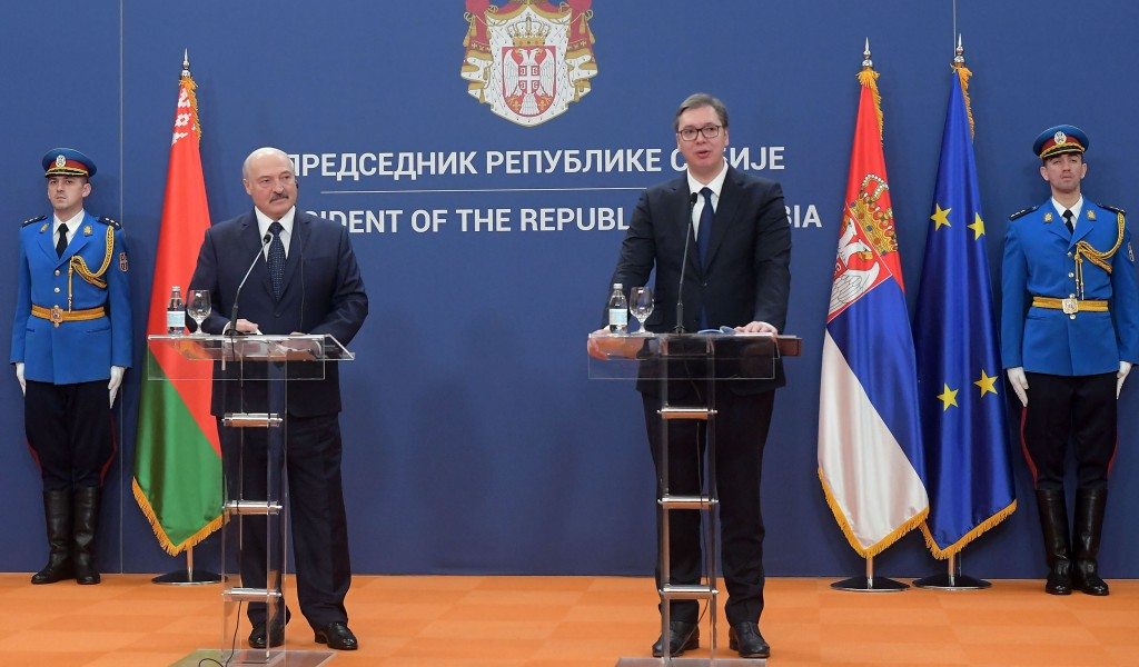 President Vučić We are moving to additional reform of our armed forces