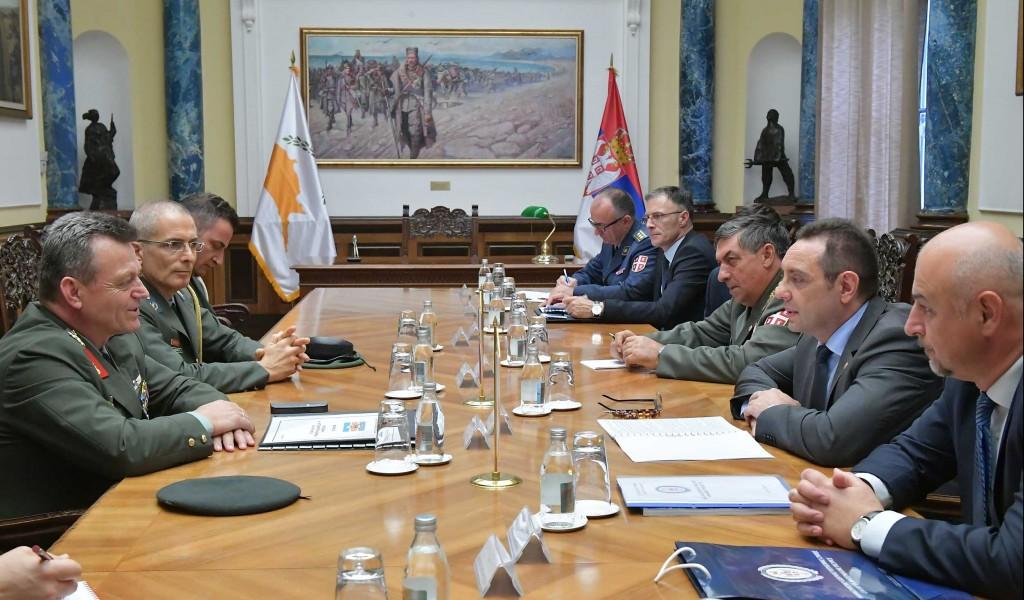 За Кипар и Србију војска КиМ неприхватљива