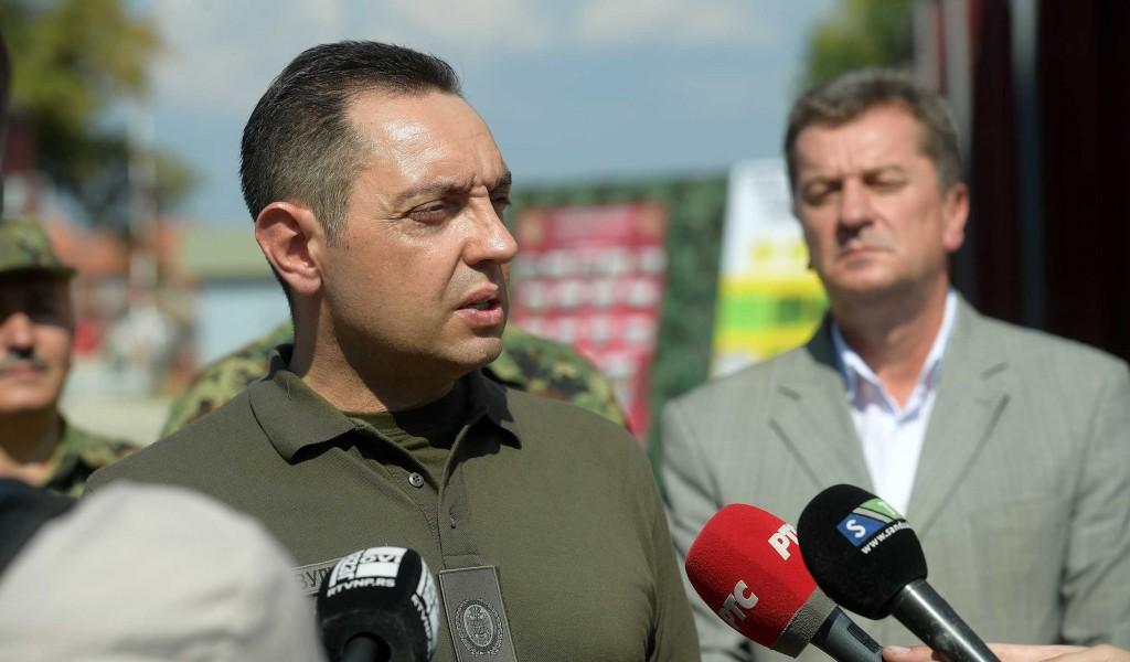 Ministar Vulin Veselji može u Niš ali pravo pred istražnog sudiju
