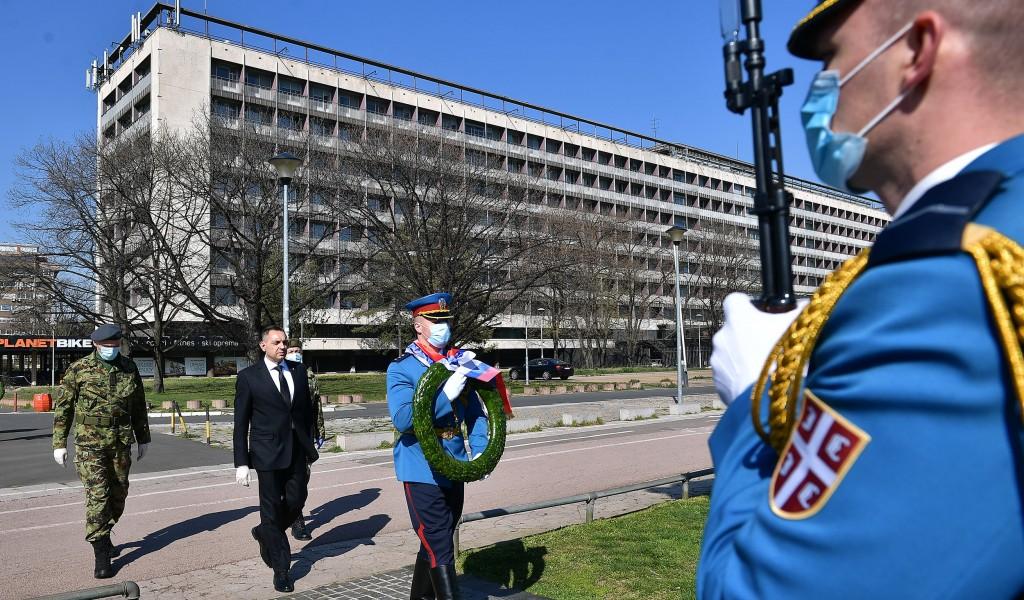 Министар Вулин Срби су побеђивали у ратовима а мораће да побеђују и у миру