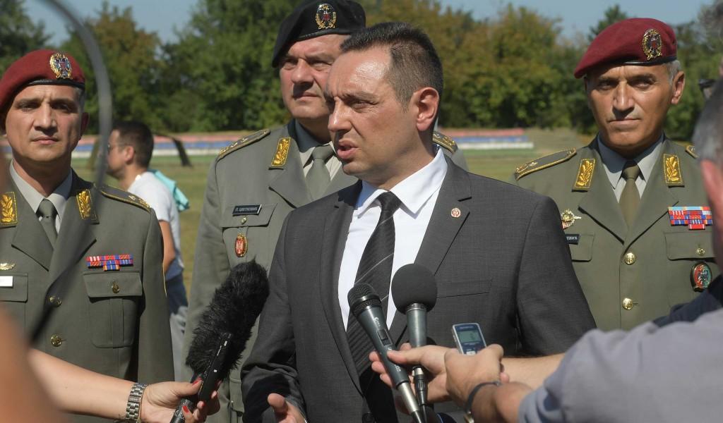 Министар Вулин: Осудите ратне хушкаче бар једном