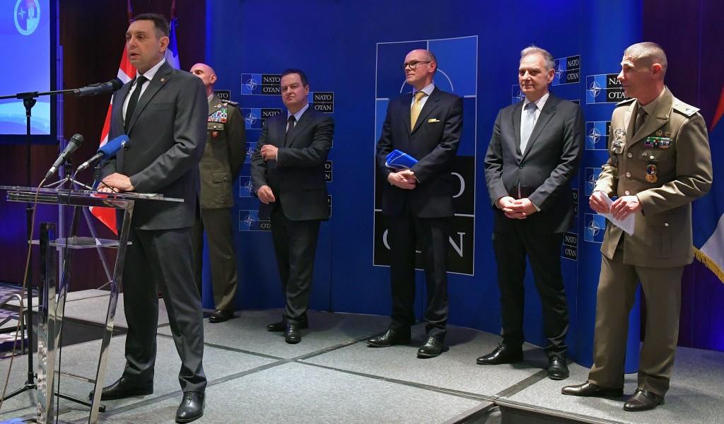 Министар Вулин НАТО бомбардовање последњи злочин 20 века