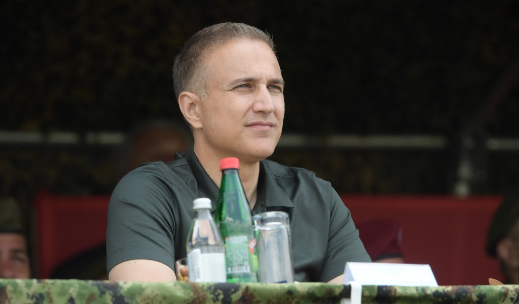 Minister Stefanović Tomorrow a great demonstration of strength of our armed forces in Kragujevac