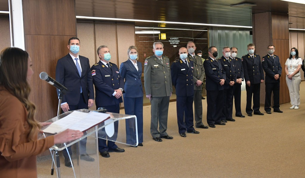 Military Medical Academy Day marked