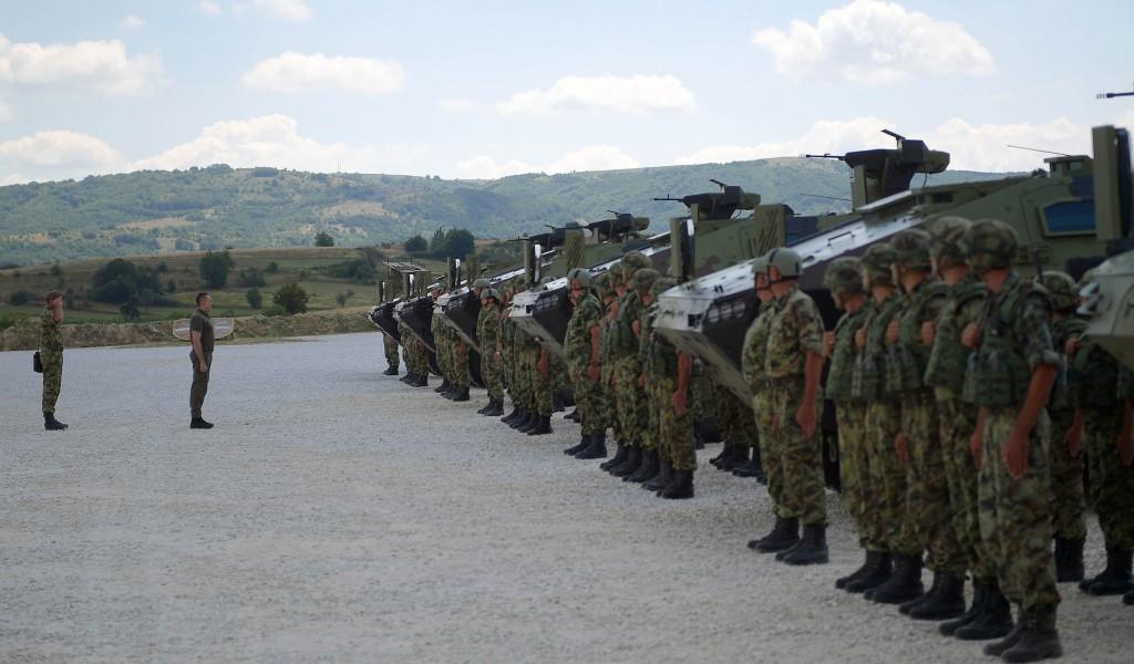Министар Вулин Војска Србије ће наручити још Лазара 3