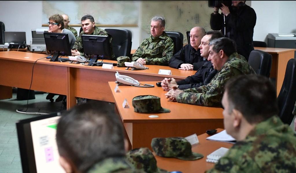 Србија воли и поштује своју Војску