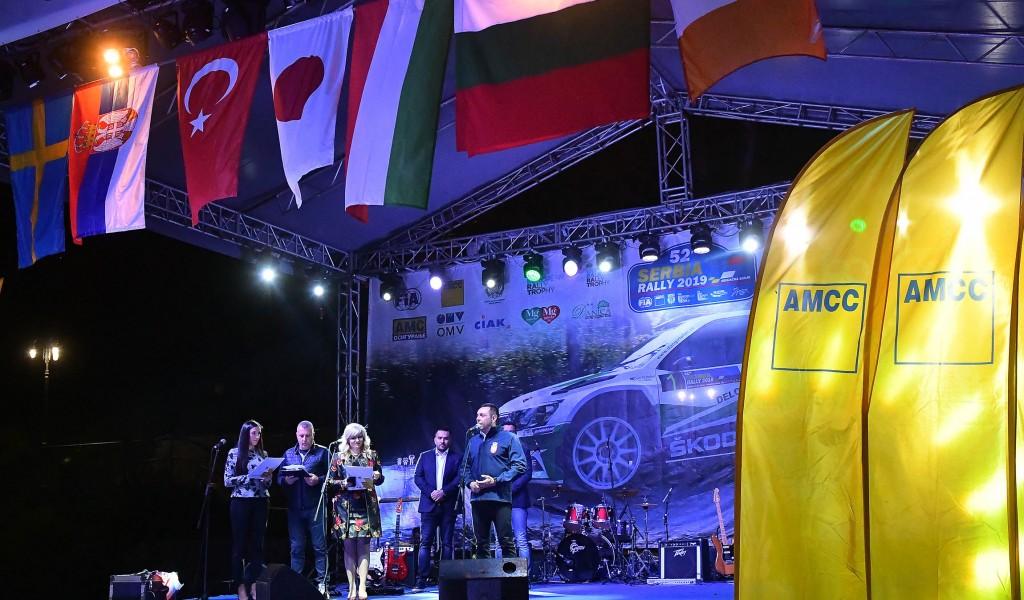 Министар Вулин отворио 52 Србија рели