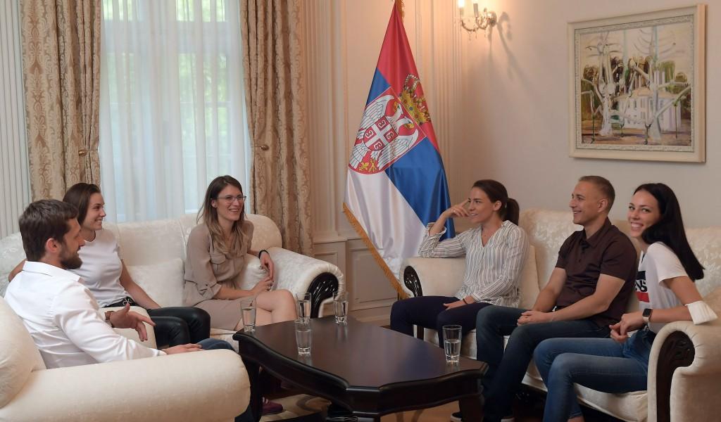 Министар Стефановић Бориће се у Токију свим срцем за Србију