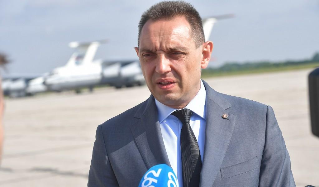 Ministar Vulin Crna Gora postaje izvor nestabilnosti i problema u čitavom regionu