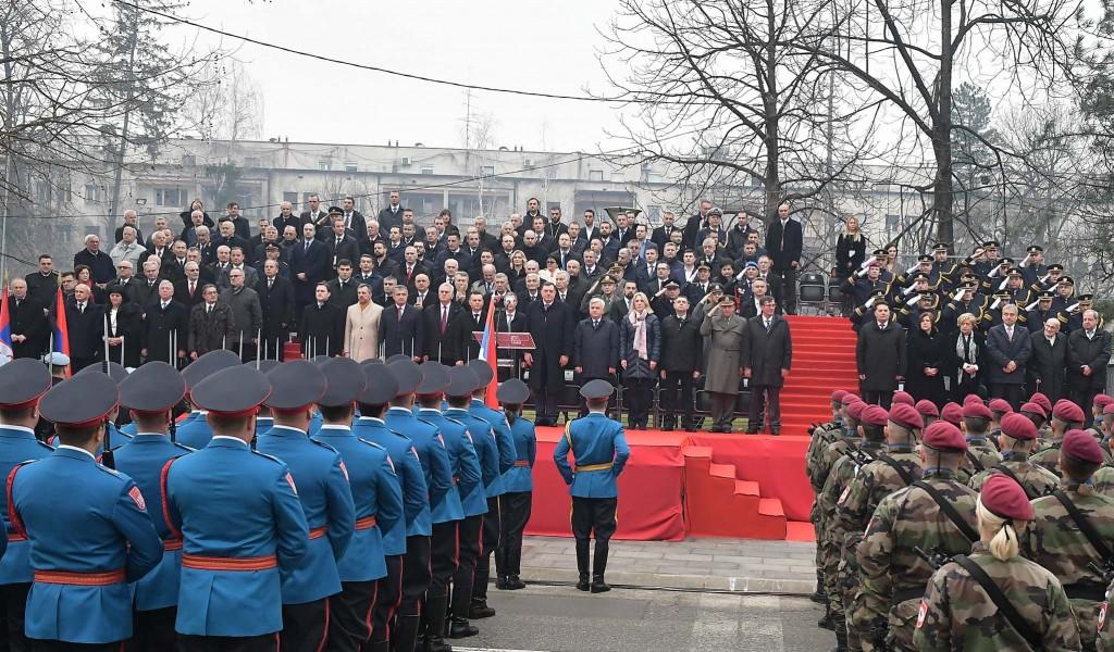 Министар Вулин Србија чува Републику Српску