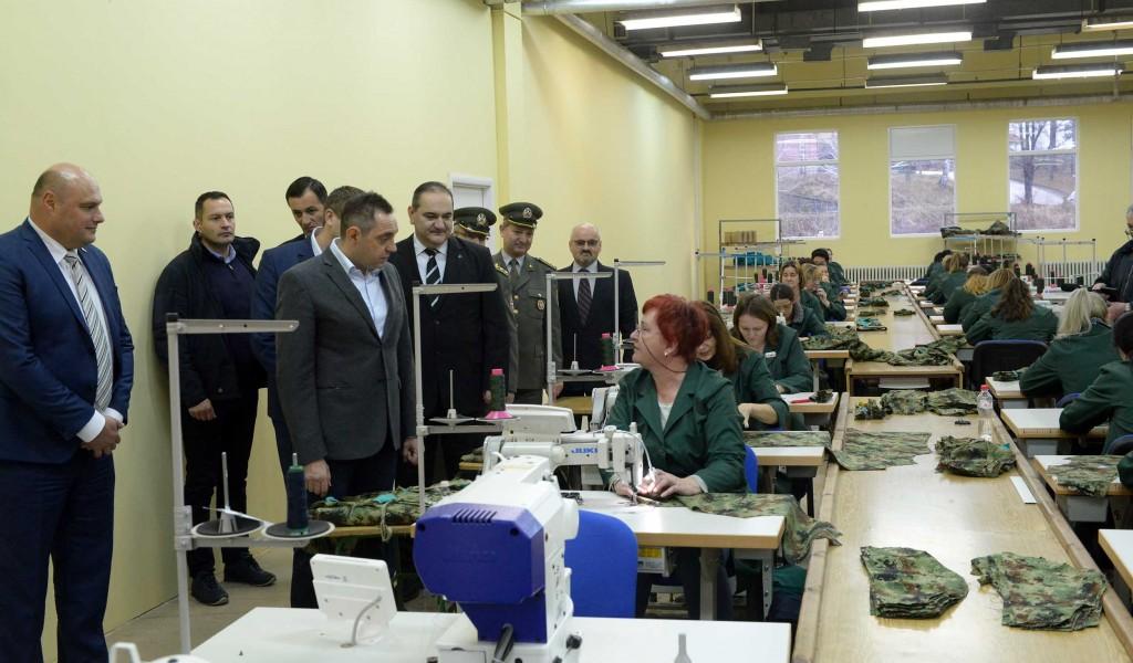 Ministar Vulin Posle 30 godina nova radna mesta u Despotovcu