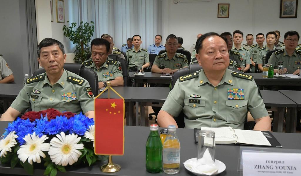Delegacija Narodne Republike Kine posetila Univerzitet odbrane