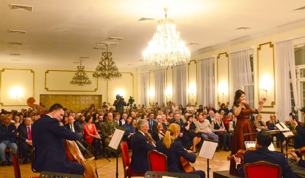 Концерт Великани шпанског музичког пера у Дому Војске Србије