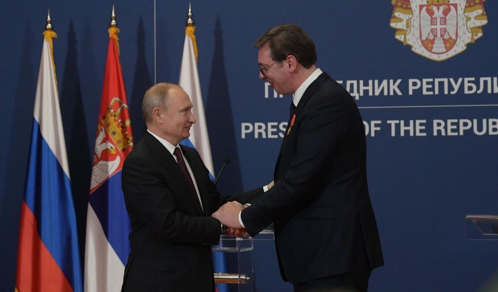 Успешна војна сарадња Србије и Русије