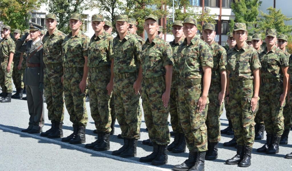 Promovisani novi rezervni oficiri Vojske Srbije
