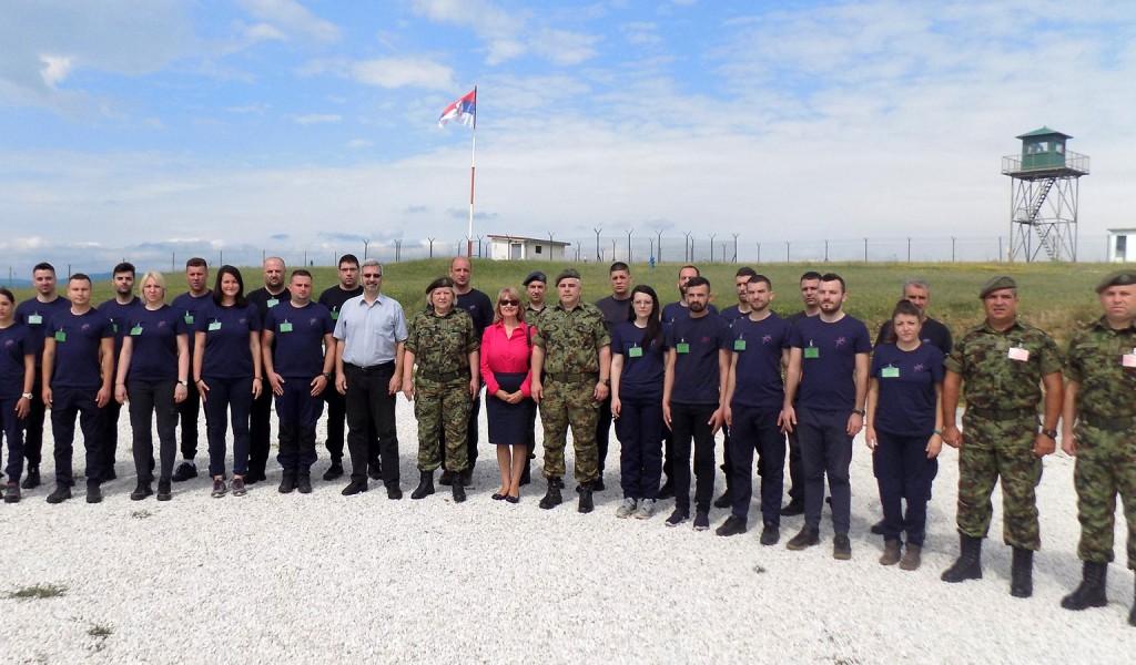 Курс за обуку цивила за учешће у мировним операцијама