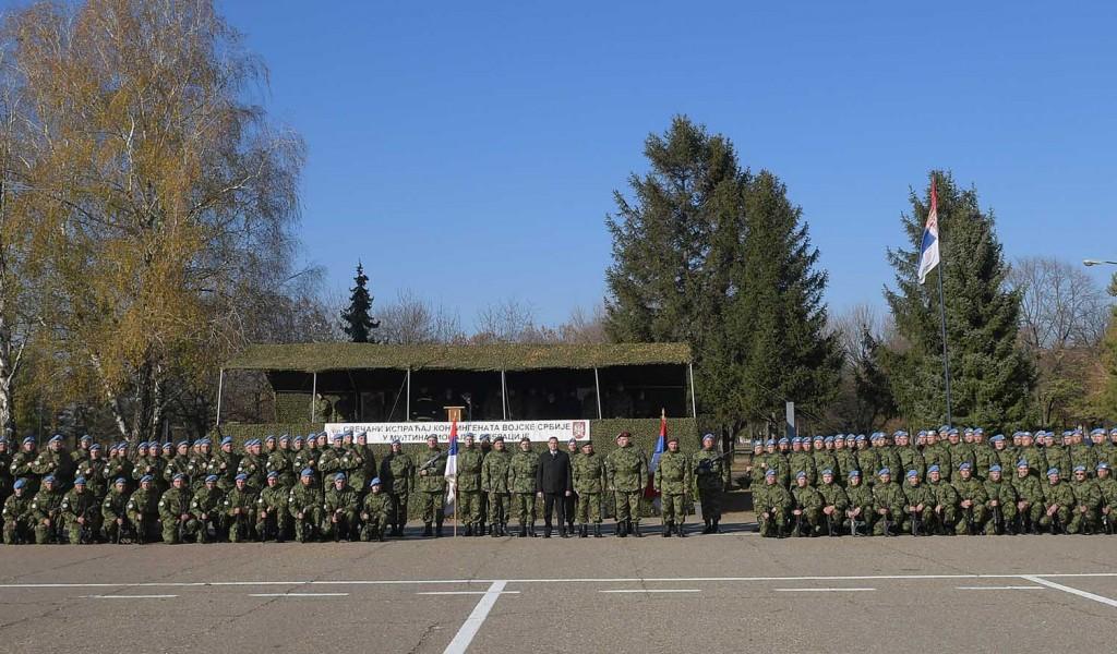 Припадници Војске Србије добри и сигурни чувари мира