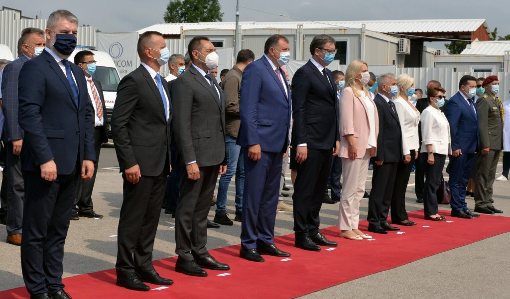 Predsednik Vučić Naša je obaveza da pomognemo narodu u Republici Srpskoj