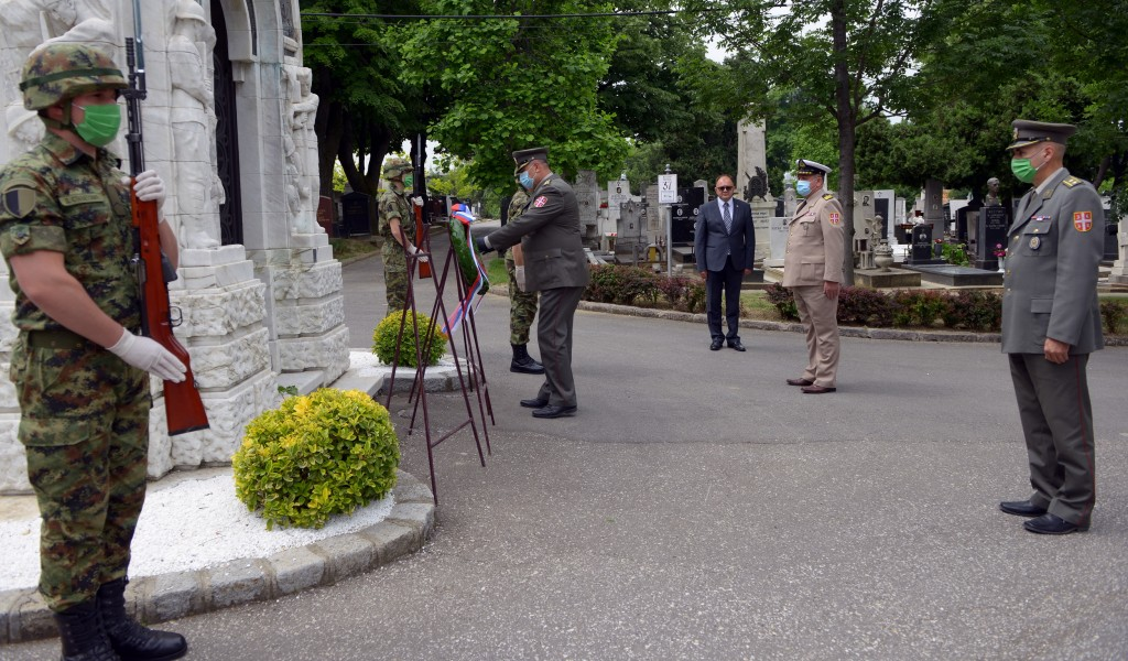 Обележено 103 године од смрти војводе Радомира Путника