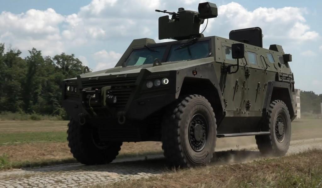 Борбено возило Милош значајно ће унапредити оперативне способности Војске Србије
