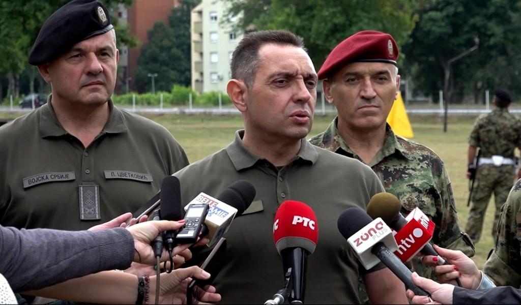 Ministar Vulin Još jedna laž Haradinaja
