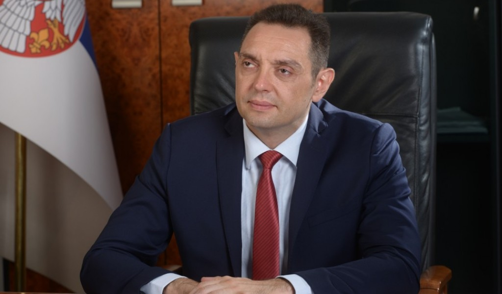 Minister Vulin Oluja will never again be repeated to Serbs