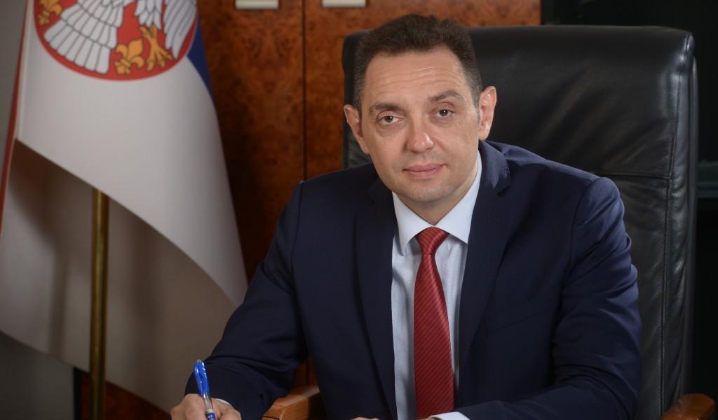 Интервју министра Вулина белоруском војном часопису Армија