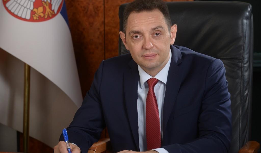 Министар Вулин Војска Косова је војска која се ствара да би претила Србији и Србима